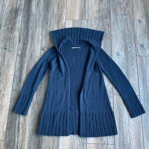 Rubbish Blue Cardigan